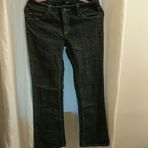 A.N.A.  Modern boot cut jeans.